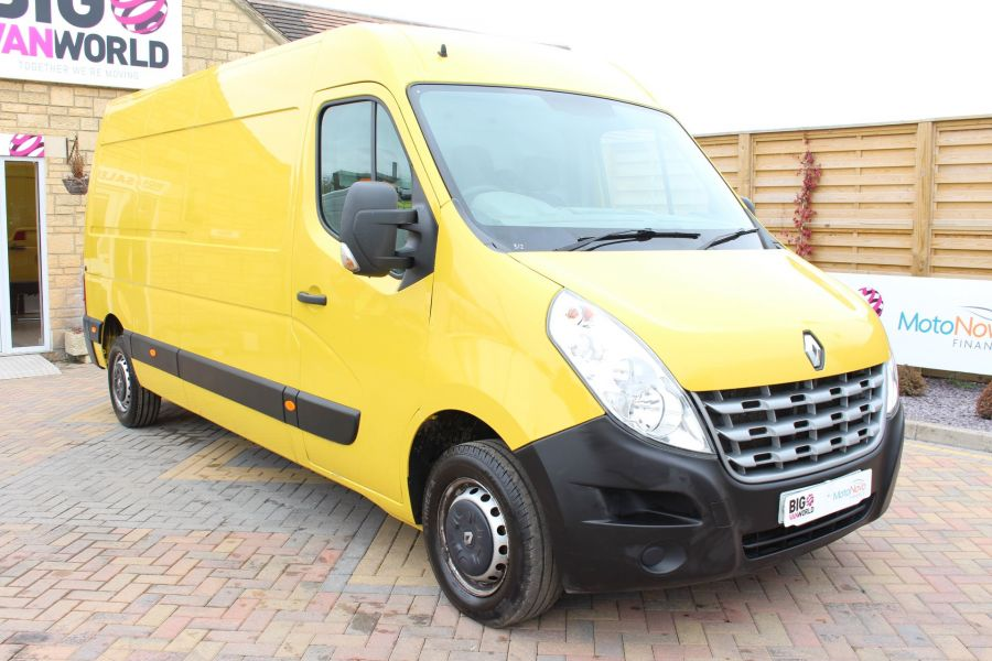 RENAULT MASTER LM35 DCI 125 LWB MEDIUM ROOF - 7494 - 3