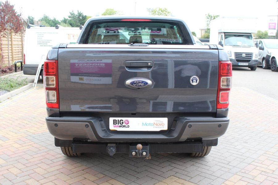FORD RANGER WILDTRAK 4X4 TDCI 197 BHP DOUBLE CAB WITH MOUNTAIN TOP - 6601 - 6
