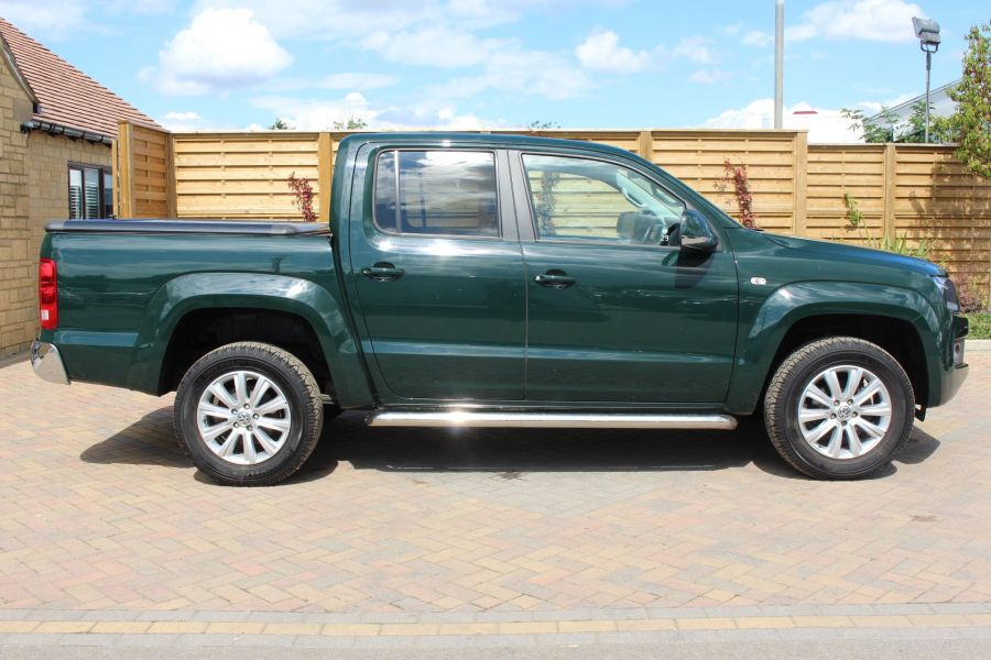 VOLKSWAGEN AMAROK A32 TDI 180 HIGHLINE 4MOTION DOUBLE CAB - 6513 - 4