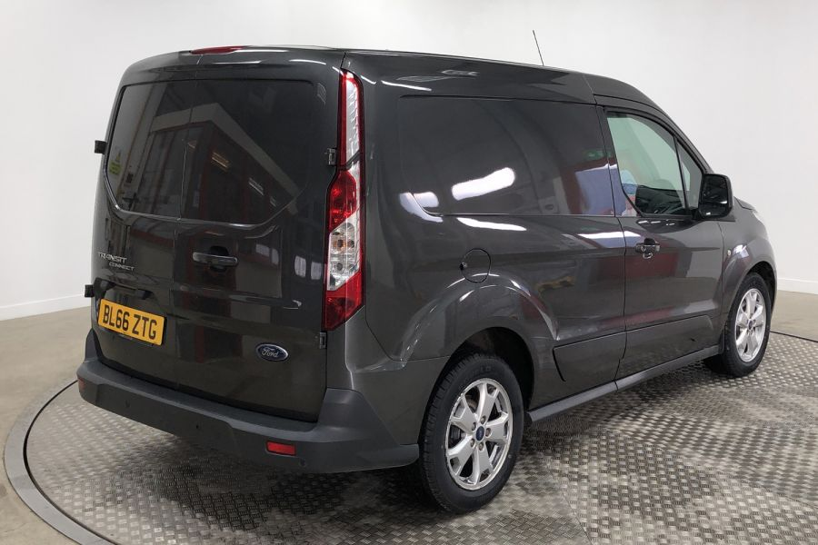 FORD TRANSIT CONNECT 200 TDCI 120 L1H1 LIMITED SWB LOW ROOF - 12459 - 3
