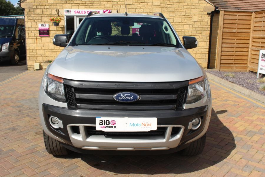 FORD RANGER WILDTRAK TDCI 200 4X4 DOUBLE CAB  - 8201 - 9