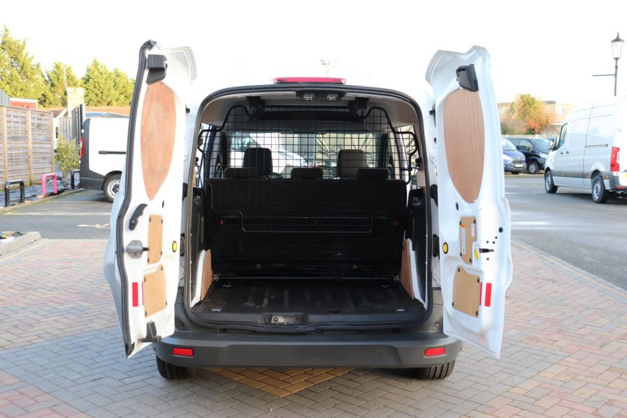 FORD TRANSIT CONNECT 220 TDCI 75 L1H1 DOUBLE CAB 5 SEAT CREW VAN SWB LOW ROOF - 11536 - 37