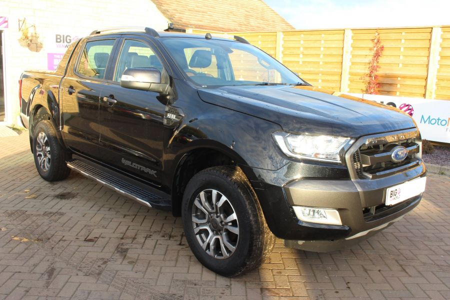 FORD RANGER WILDTRAK TDCI 200 4X4 DOUBLE CAB - 7023 - 3