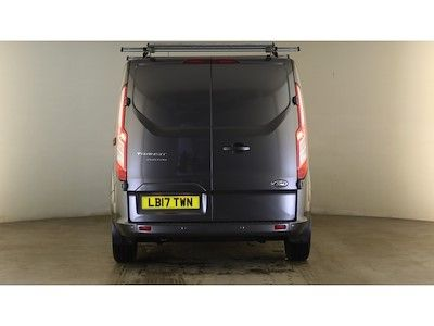 FORD TRANSIT CUSTOM 270 TDCI 130 L1H1 LIMITED SWB LOW ROOF  - 12487 - 5