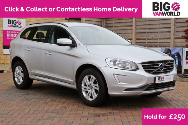 Used VOLVO XC60 in Used Cars Swindon for sale