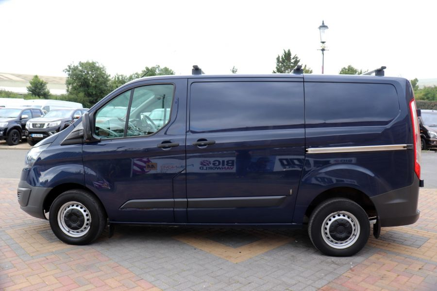 FORD TRANSIT CUSTOM 270 TDCI 100 ECO-TECH SWB LOW ROOF - 9707 - 8