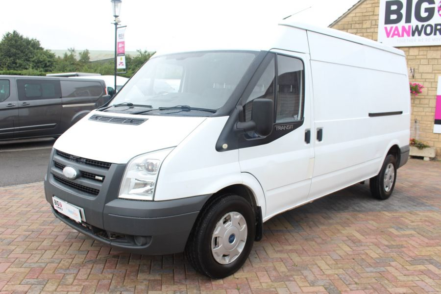 FORD TRANSIT 350 TDCI 115 LWB MEDIUM ROOF RWD - 8295 - 8
