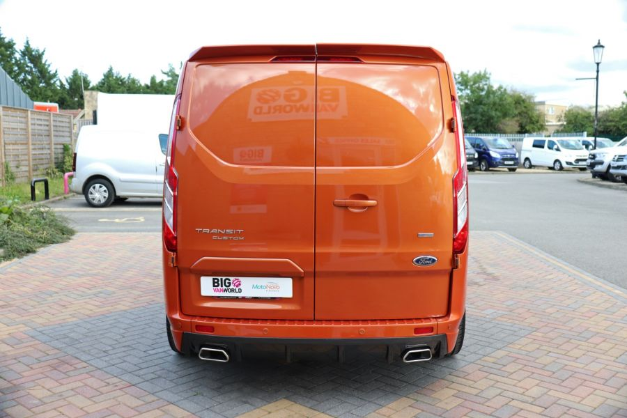 FORD TRANSIT CUSTOM 280 TDCI 130 L1H1 MOTION R LIMITED - 10195 - 7