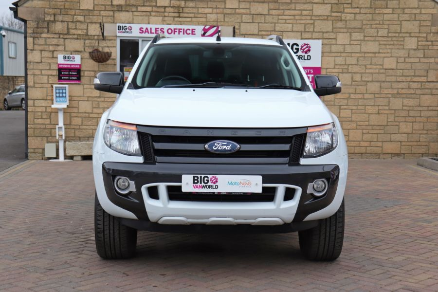 FORD RANGER TDCI 200 WILDTRAK 4X4 DOUBLE CAB WITH TRUCKMAN TOP  (13921) - 12353 - 13