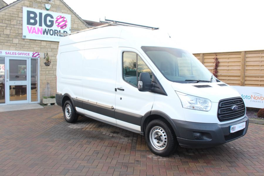 FORD TRANSIT 350 TDCI 125 L3 H3 LWB HIGH ROOF FWD - 6999 - 2
