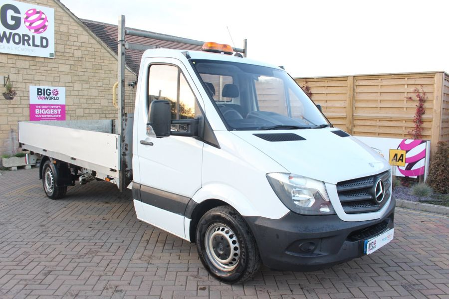 MERCEDES SPRINTER 313 CDI LWB ALLOY DROPSIDE - 6901 - 3