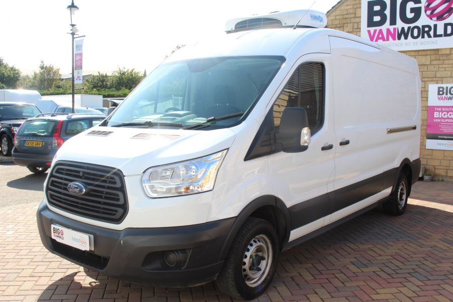 FORD TRANSIT 310 TDCI 125 L3 H2 FRIDGE LWB MEDIUM ROOF FWD - 6626 - 8