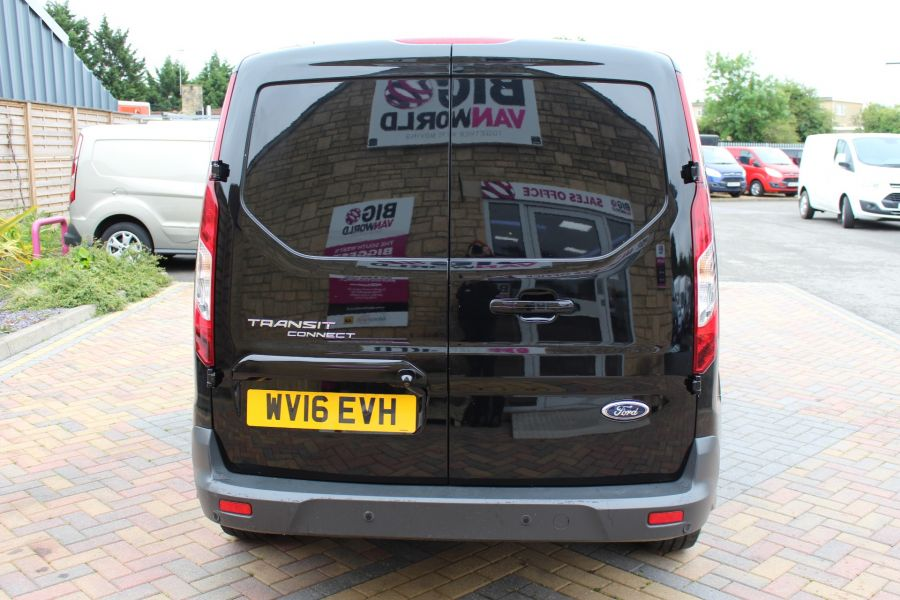 FORD TRANSIT CONNECT 240 TDCI 115 L2 H1 LIMITED LWB LOW ROOF - 9350 - 6