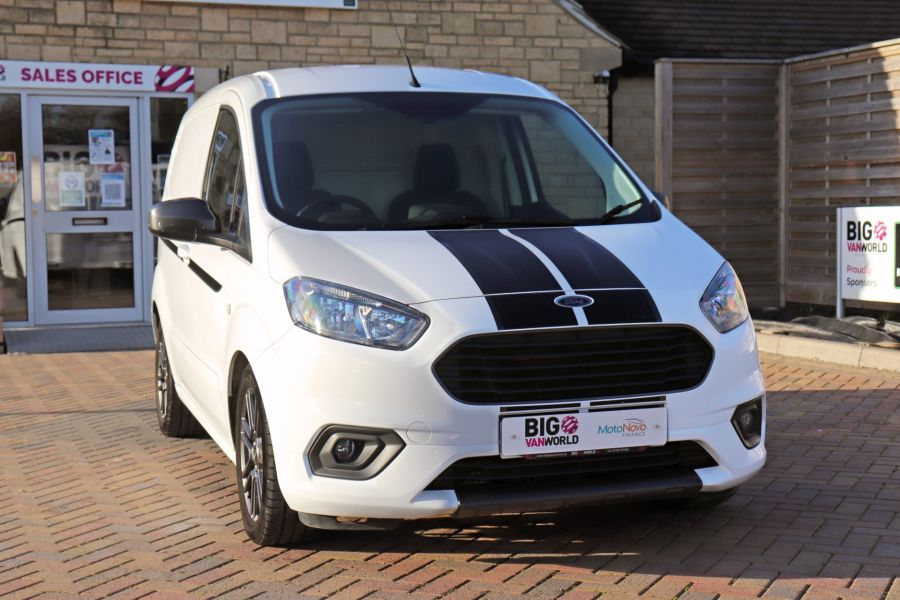 FORD TRANSIT COURIER 1.5 TDCI 100 SPORT - 11601 - 6