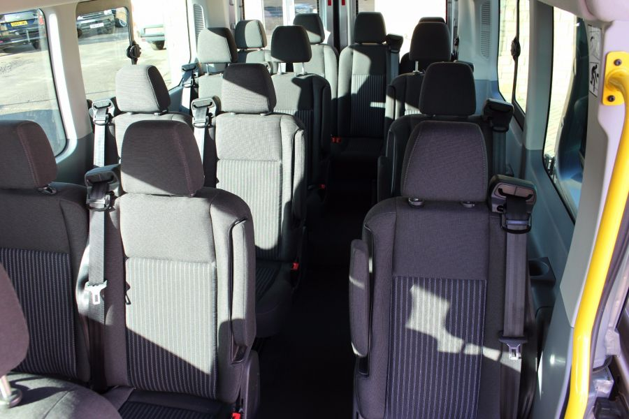 FORD TRANSIT 460 TDCI 155 L4 H3 TREND 18 SEAT BUS - 5330 - 18