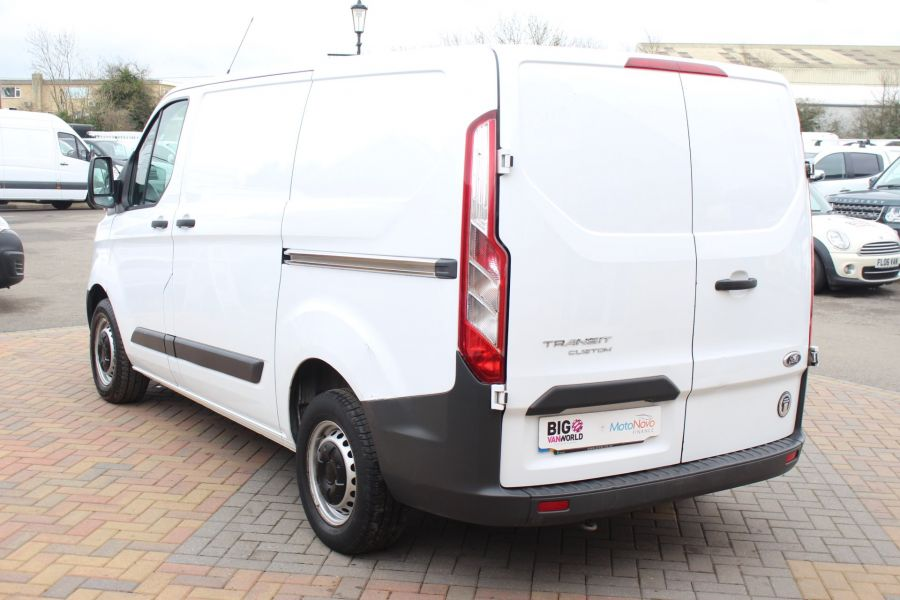 FORD TRANSIT CUSTOM 290 TDCI 100 L1 H1 SWB LOW ROOF FWD - 7201 - 7