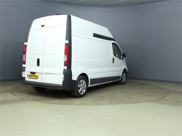 RENAULT TRAFIC LH29 DCI 115 LWB HIGH ROOF - 7439 - 2