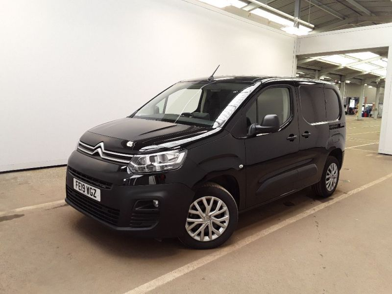 CITROEN BERLINGO M 1000 BLUEHDI 100 ENTERPRISE - 11218 - 1