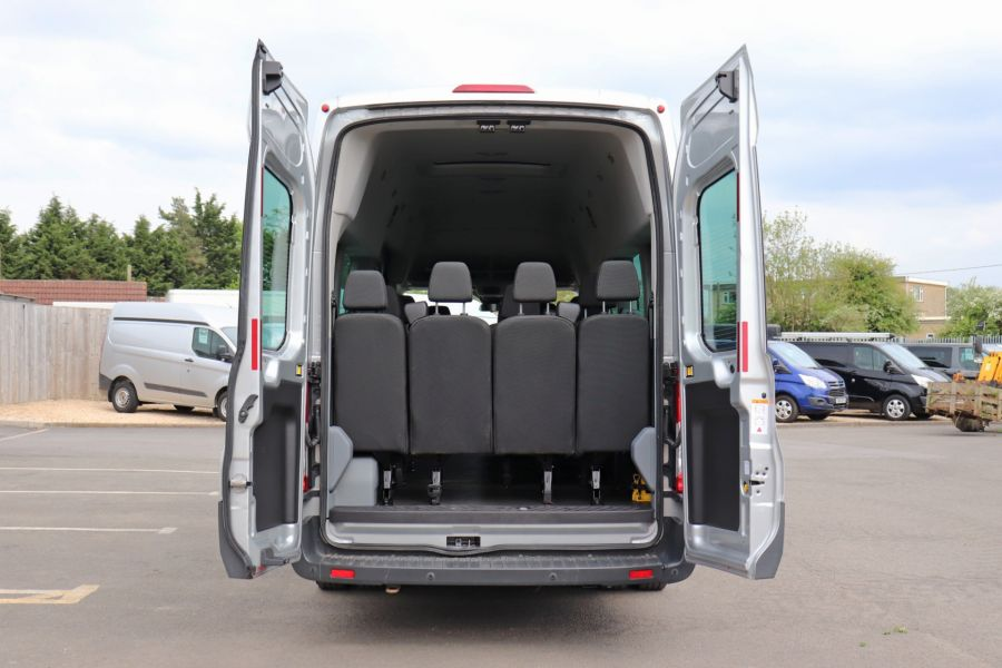 FORD TRANSIT 460 TDCI 155 L4H3 17 SEAT BUS HIGH ROOF DRW RWD - 11322 - 38