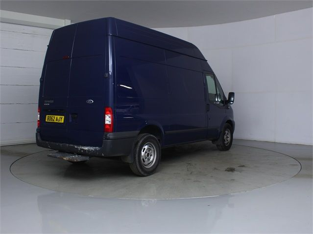FORD TRANSIT 350 TDCI 125 TREND MWB HIGH ROOF FWD - 7095 - 2