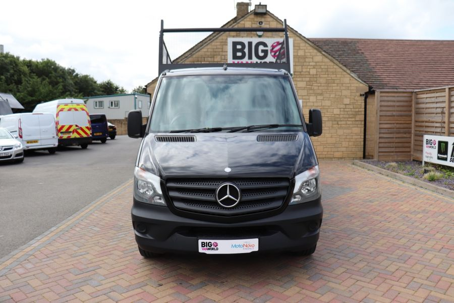 MERCEDES SPRINTER 313 CDI 129 MWD SINGLE CAB NEW BUILD ALLOY CAGED TIPPER - 10235 - 18