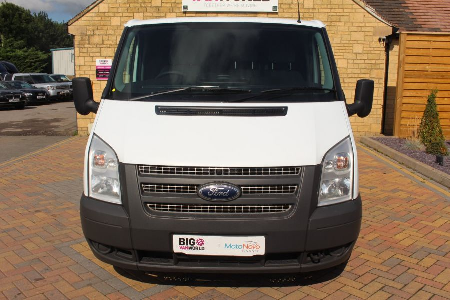 FORD TRANSIT 280 TDCI 125 SWB LOW ROOF FWD - 6451 - 9