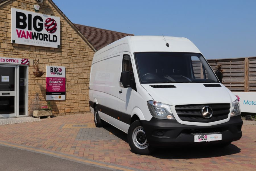 MERCEDES SPRINTER 313 CDI 129 LWB HIGH ROOF - 10780 - 1