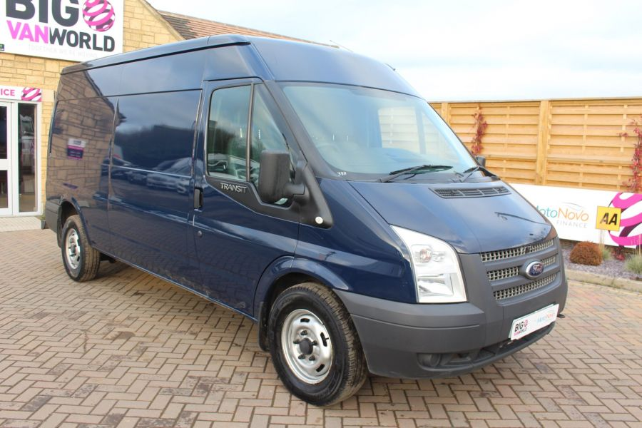 FORD TRANSIT 350 TDCI 140 LWB MEDIUM ROOF FWD - 7056 - 3