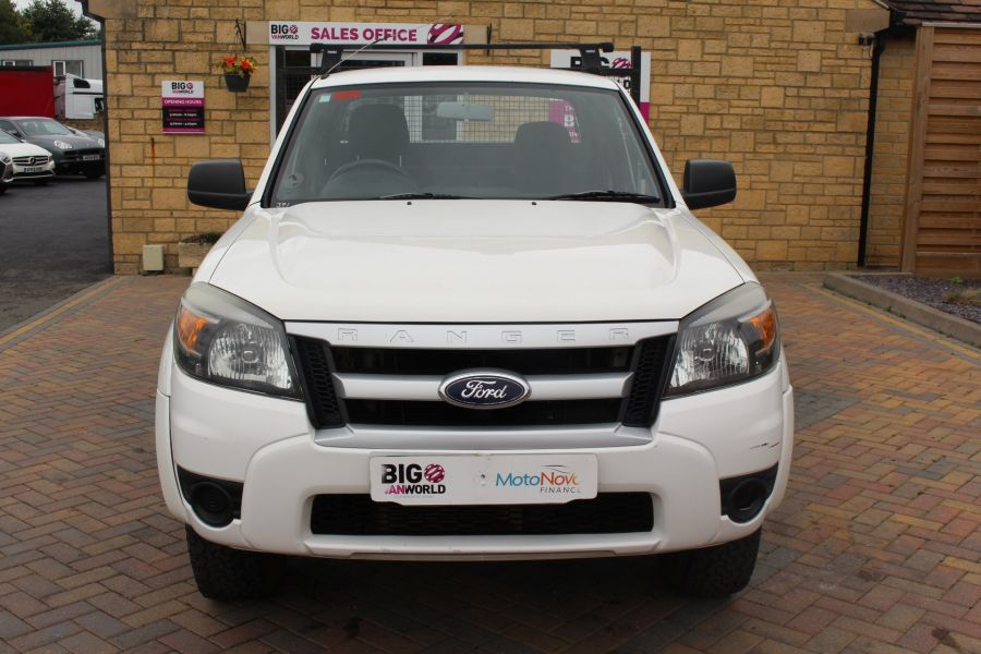 FORD RANGER XL 4X4 TDCI SUPER CAB ALLOY TIPPER - 6057 - 19