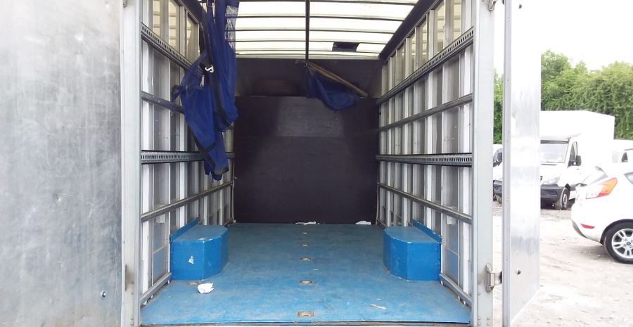 RENAULT MASTER LL35 DCI 130 BUSINESS LOW LOADER LUTON VAN RWD - 10844 - 14