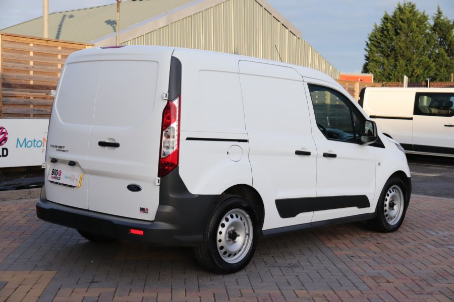 FORD TRANSIT CONNECT 220 TDCI 75 L1H1 DOUBLE CAB 5 SEAT CREW VAN SWB LOW ROOF - 11536 - 8