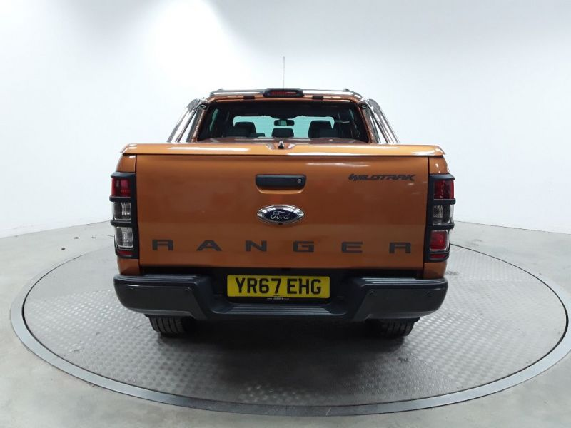 FORD RANGER WILDTRAK TDCI 200 4X4 DOUBLE CAB WITH MOUNTAIN TOP AUTO  (13959) - 12226 - 4