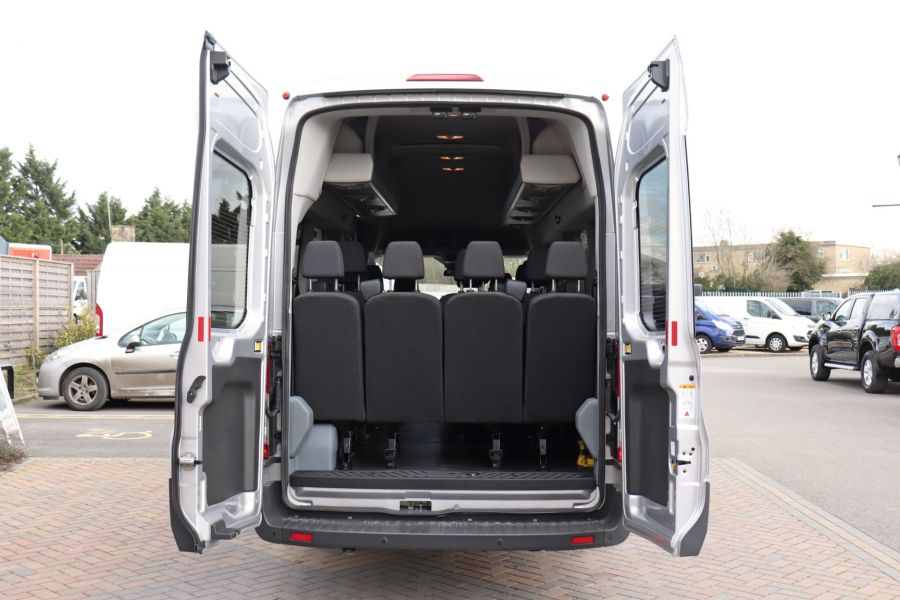 FORD TRANSIT 460 TDCI 155 L4H3 TREND 17 SEAT BUS HIGH ROOF DRW RWD - 11641 - 46