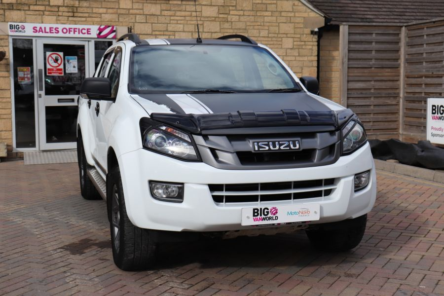 ISUZU D-MAX TD 164 TWIN TURBO BLADE DOUBLE CAB WITH ROLL'N'LOCK TOP  (14049) - 12327 - 6