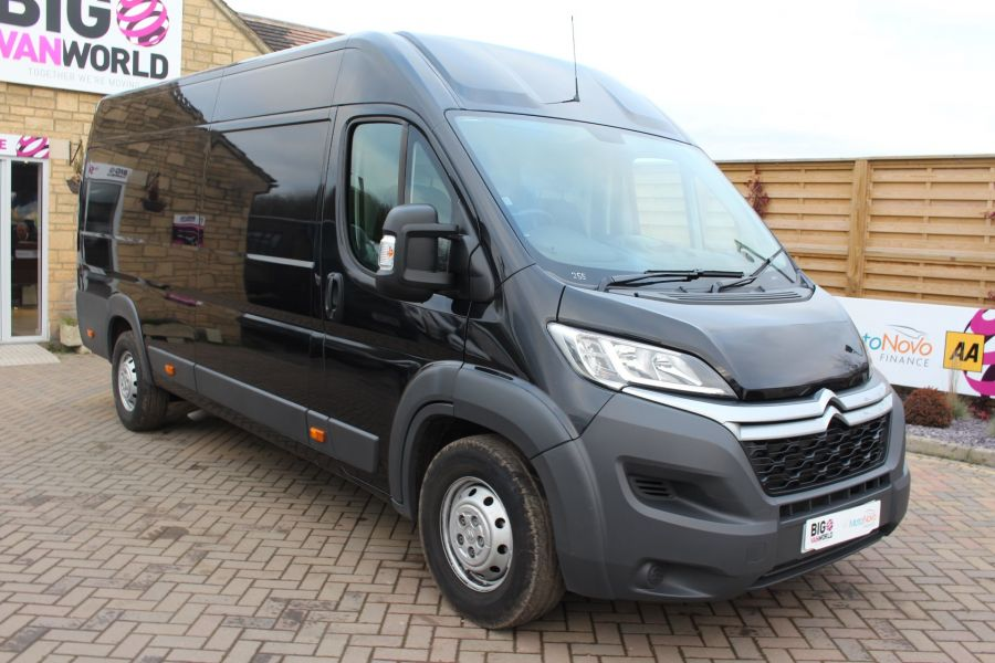 CITROEN RELAY 35 BLUEHDI 130 HEAVY L4 H2 ENTERPRISE - 7052 - 3