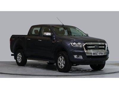 FORD RANGER TDCI 160 XLT 4X4 DOUBLE CAB WITH ROLL'N'LOCK TOP - 12078 - 1