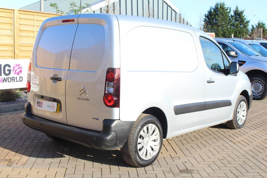 CITROEN BERLINGO 625 BLUE HDI 75 L1 H1 ENTERPRISE SWB LOW ROOF - 6994 - 5