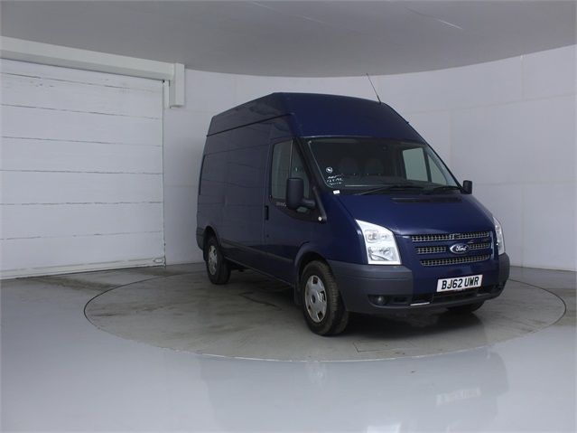 FORD TRANSIT 350 TDCI 125 TREND MWB HIGH ROOF FWD - 7038 - 1