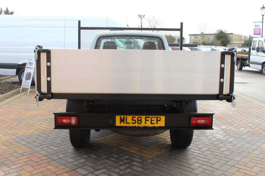 FORD RANGER 4X4 TDCI REGULAR CAB ALLOY TIPPER - 7054 - 14