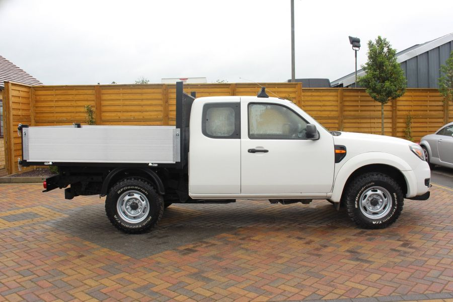 FORD RANGER XL 4X4 TDCI SUPER CAB ALLOY TIPPER - 6055 - 12