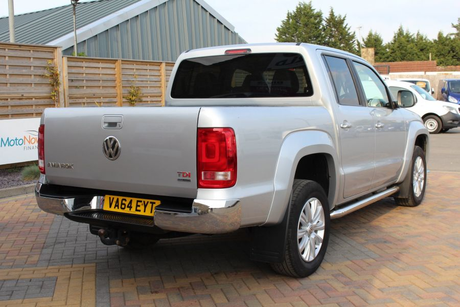 VOLKSWAGEN AMAROK DC BITDI 180 HIGHLINE 4MOTION DOUBLE CAB - 9182 - 5