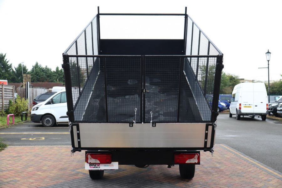 MERCEDES SPRINTER 313 CDI 129 MWB SINGLE CAB NEW BUILD CAGED TIPPER  - 10825 - 17