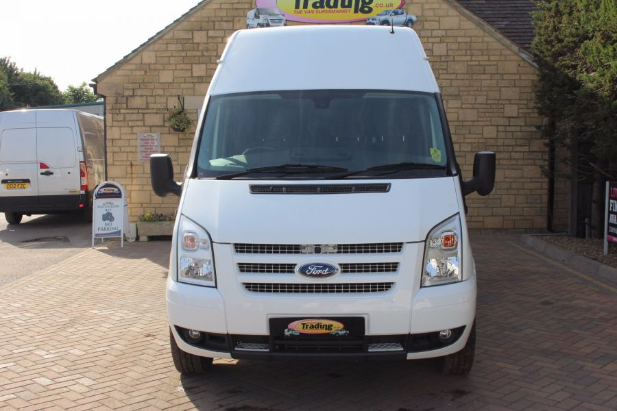 FORD TRANSIT 350 TDCI 125 LIMITED LWB HIGH ROOF FWD - 4893 - 7