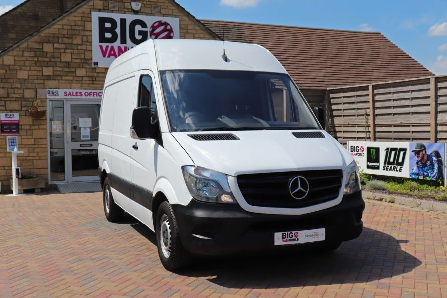 MERCEDES SPRINTER 313 CDI 129 SWB HIGH ROOF - 10755 - 4