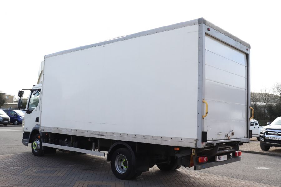 DAF TRUCKS LF LF 150 FA LF 150 FA 20Ft BOX WITH TAIL LIFT  (13928) - 12204 - 9