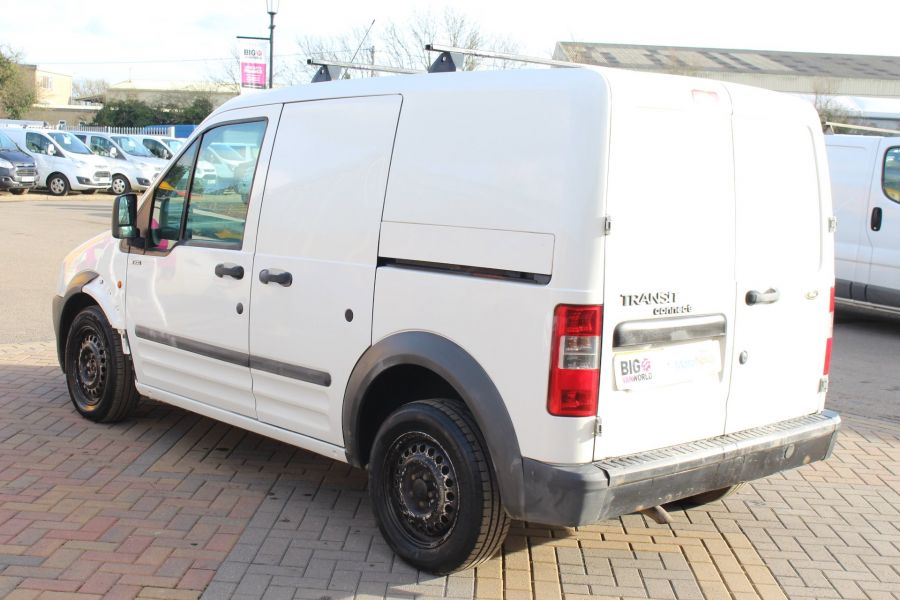 FORD TRANSIT CONNECT T200 TDDI 75 SWB - 7281 - 7