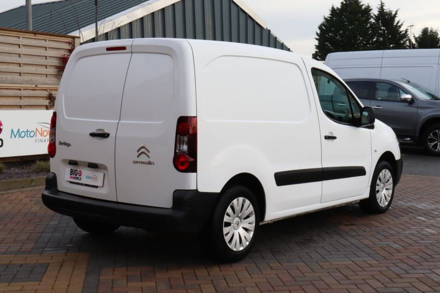 CITROEN BERLINGO 625 BLUEHDI 75 L1H1 ENTERPRISE SWB LOW ROOF - 10110 - 5