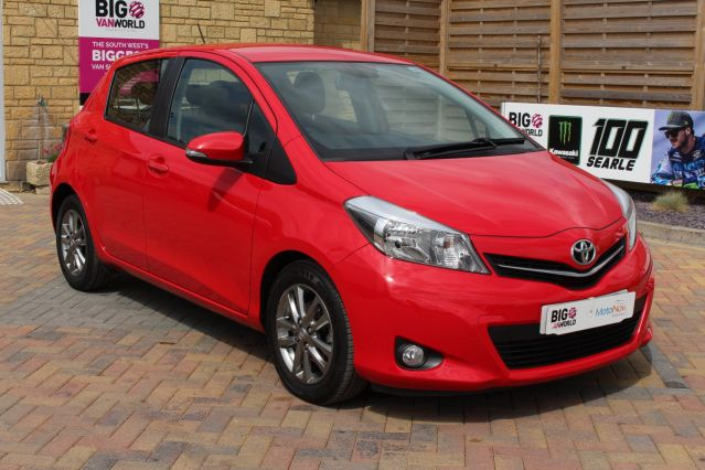 Used TOYOTA YARIS in Used Cars Swindon for sale