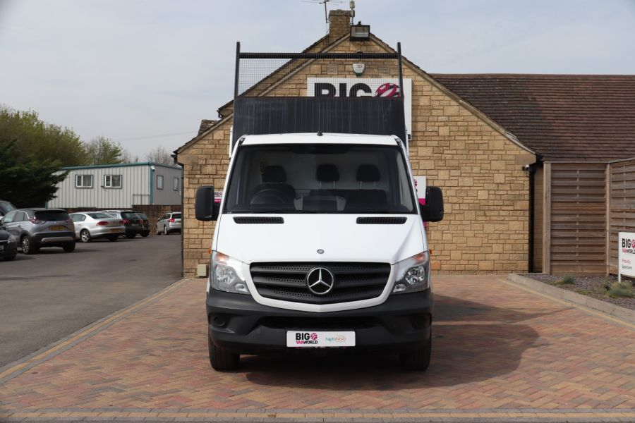MERCEDES SPRINTER 313 CDI 129 MWB SINGLE CAB NEW BUILD ALLOY TIPPER - 10678 - 10