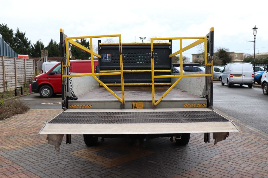 CITROEN RELAY 35 HEAVY HDI 150 ENTERPRISE L4 'ONE STOP' ALLOY DROPSIDE WITH TAIL LIFT - 10284 - 33